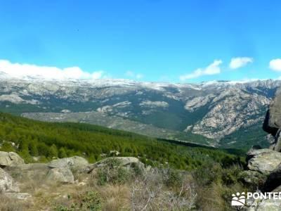 Sierra de los Porrones - Ruta de las Cabras; viajes a medida gente vip grupos pequeños